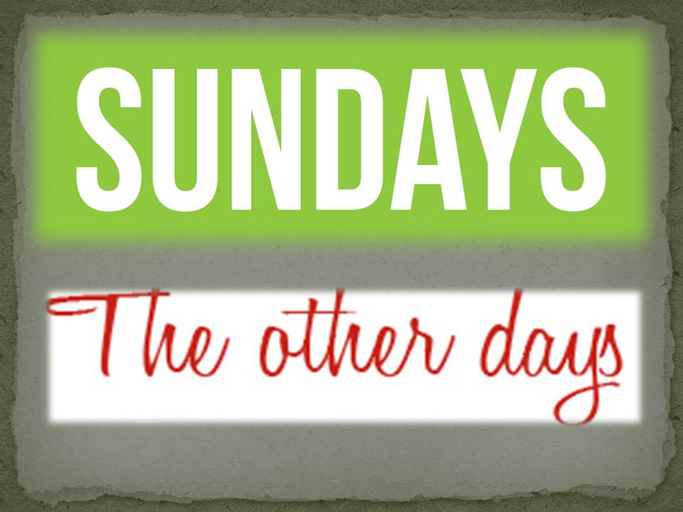 Do Sundays beat otherdays?