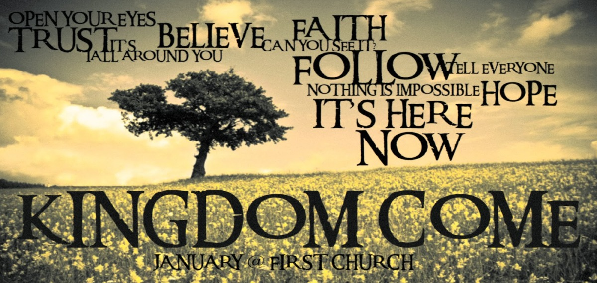 Has the Kingdom come or is the Kingdom yet tocome?