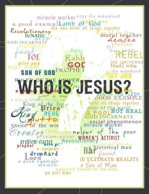 Week 20:  Who is Jesus to you?