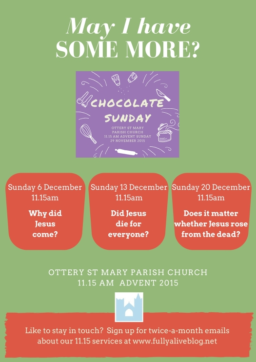 Chocolate Sunday (3)