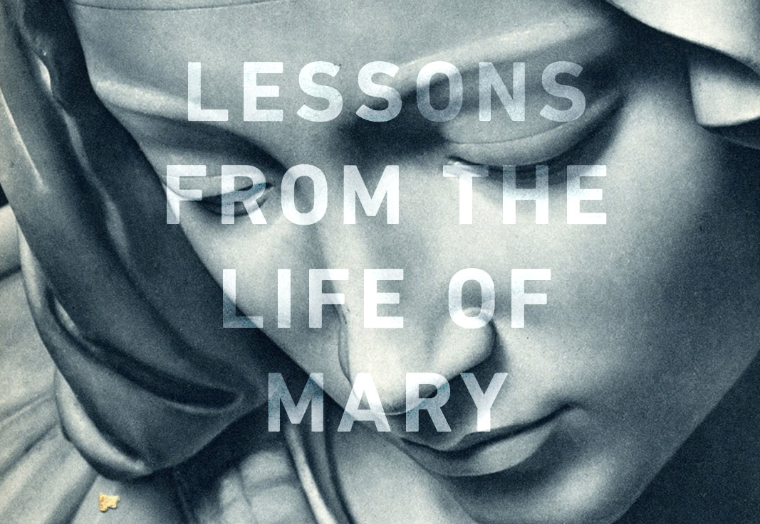 Five Advent Lessons From The Life Of Mary:  The Barriers Were No Barrier