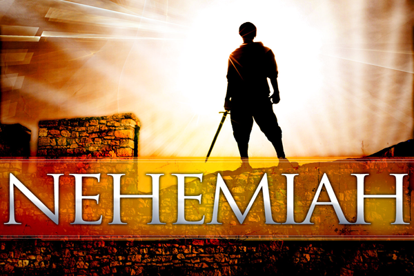 Nehemiah:  Destruction from war and neglect