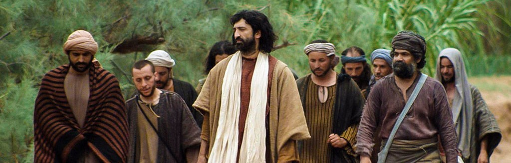 Explore tomorrow:  Jesus' chose his first disciples