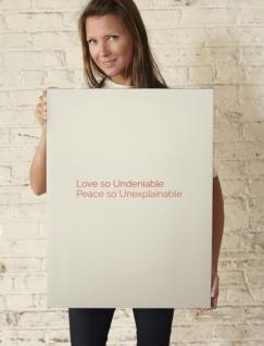 Love undeniable